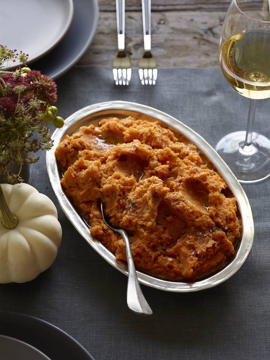 Chipotle Mashed Sweet Potatoes from www.whatsgabycooking.com (@whatsgabycookin)