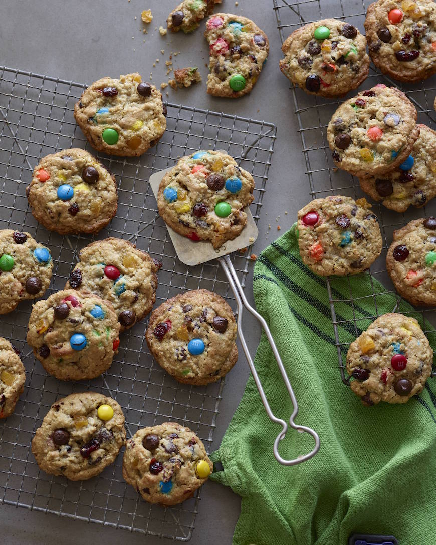 Everything But The Kitchen Sink Cookies dad's kitchen sink cookies
