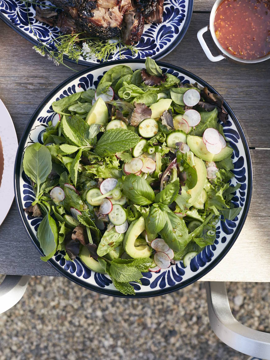 Bo Ssam Dinner Party Menu from www.whatsgabycooking.com (@whatsgabycookin)