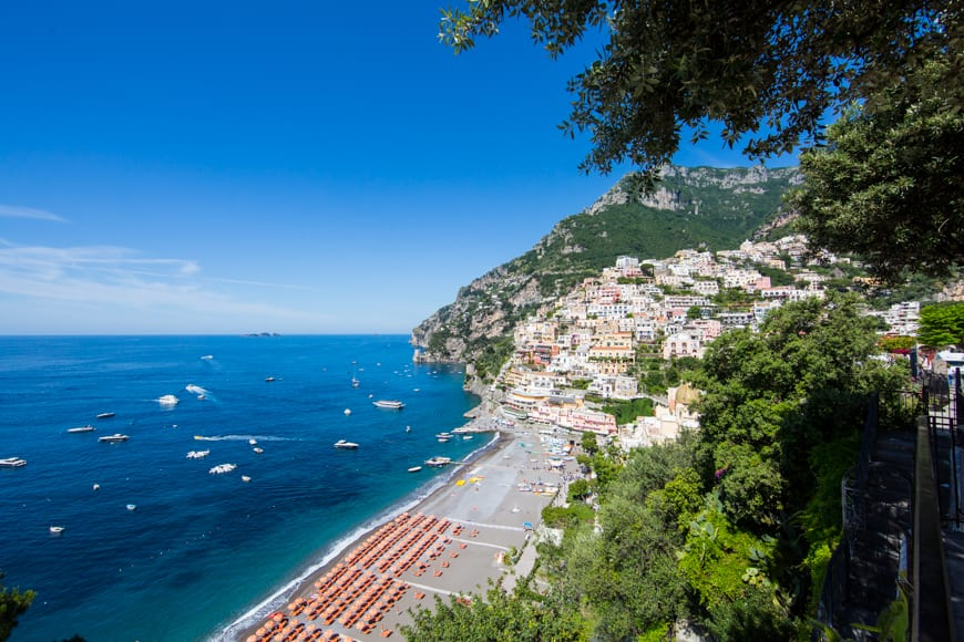 Gaby's Guide to Positano from www.whatsgabycooking.com (@whatsgabycookin)