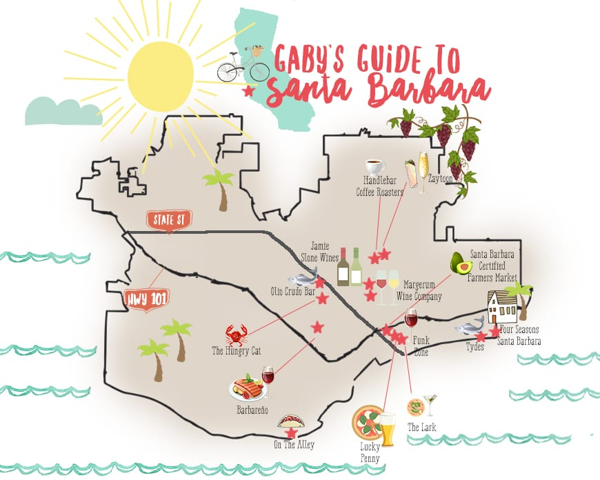 Gaby's Guide to Santa Barbara