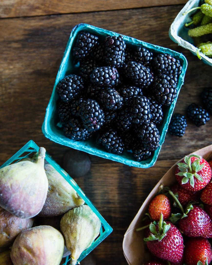 The Ultimate Summer Fruit Platter