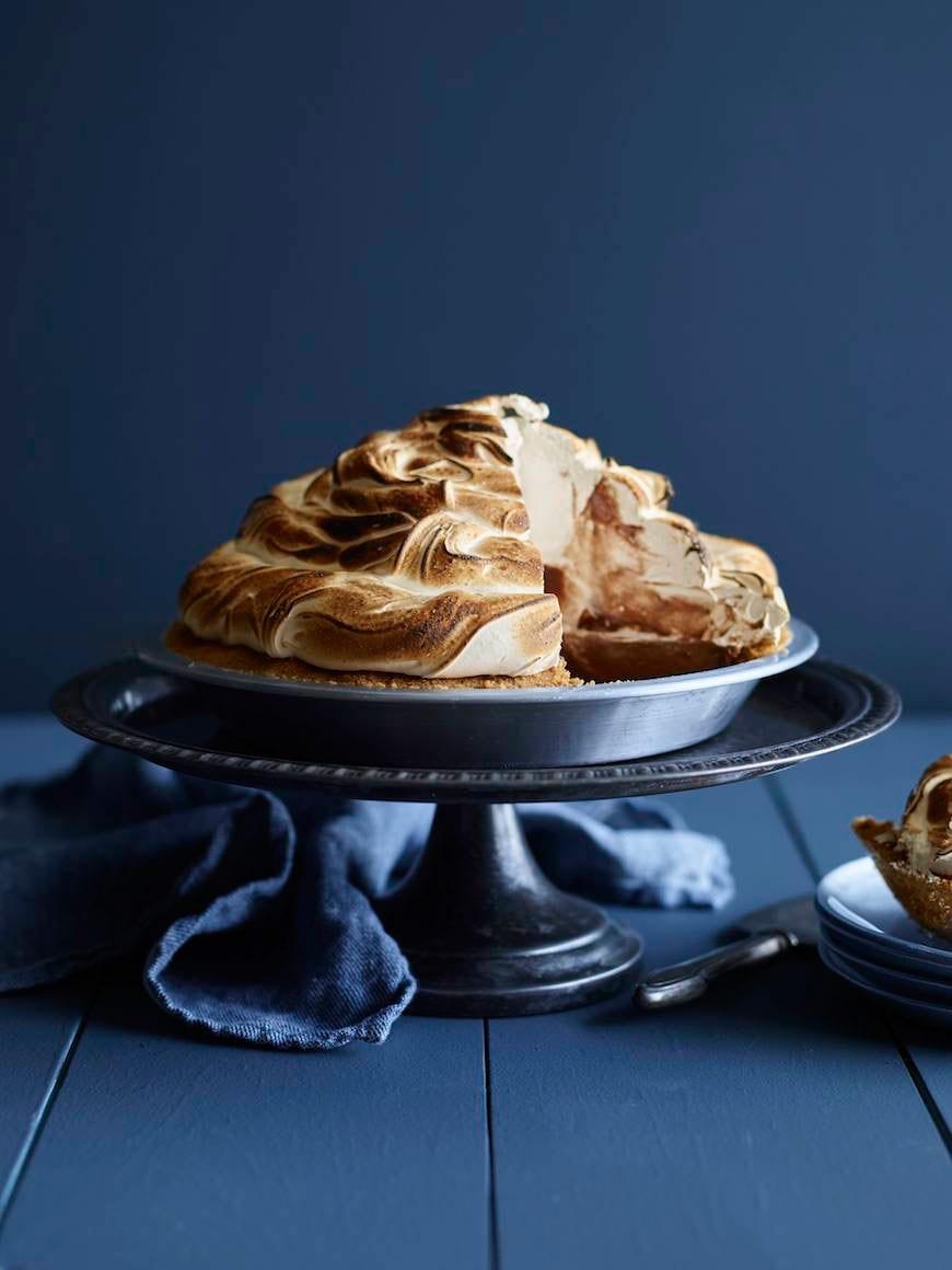 S'more Pudding Pie