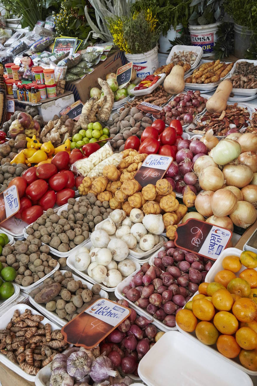 Gaby's Guide to Lima / Surquillo Market