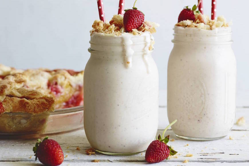 Almond Breeze Peach Pie Milkshake v2 copy