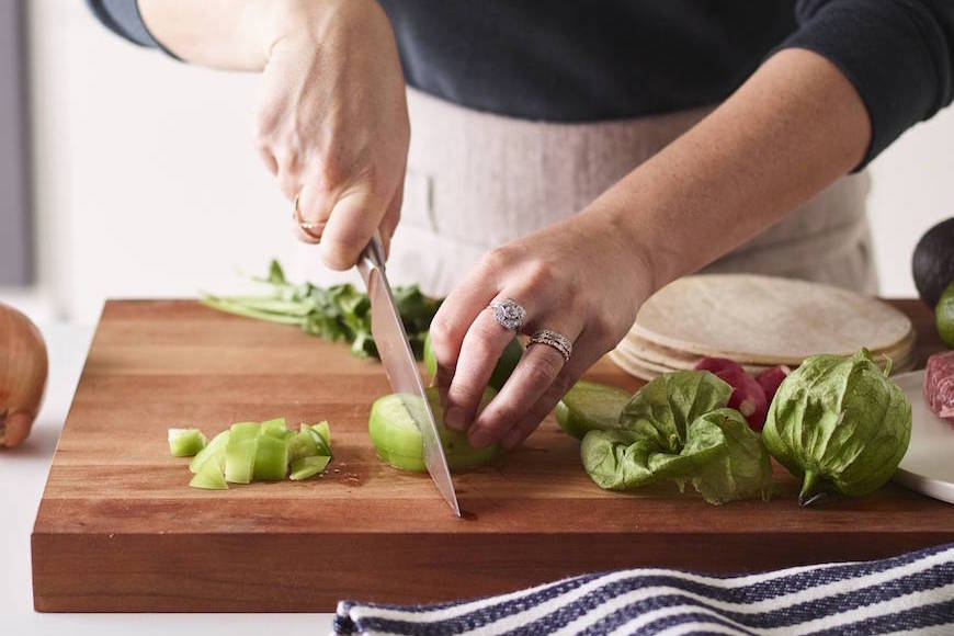 Blue Apron / What's Gaby Cooking