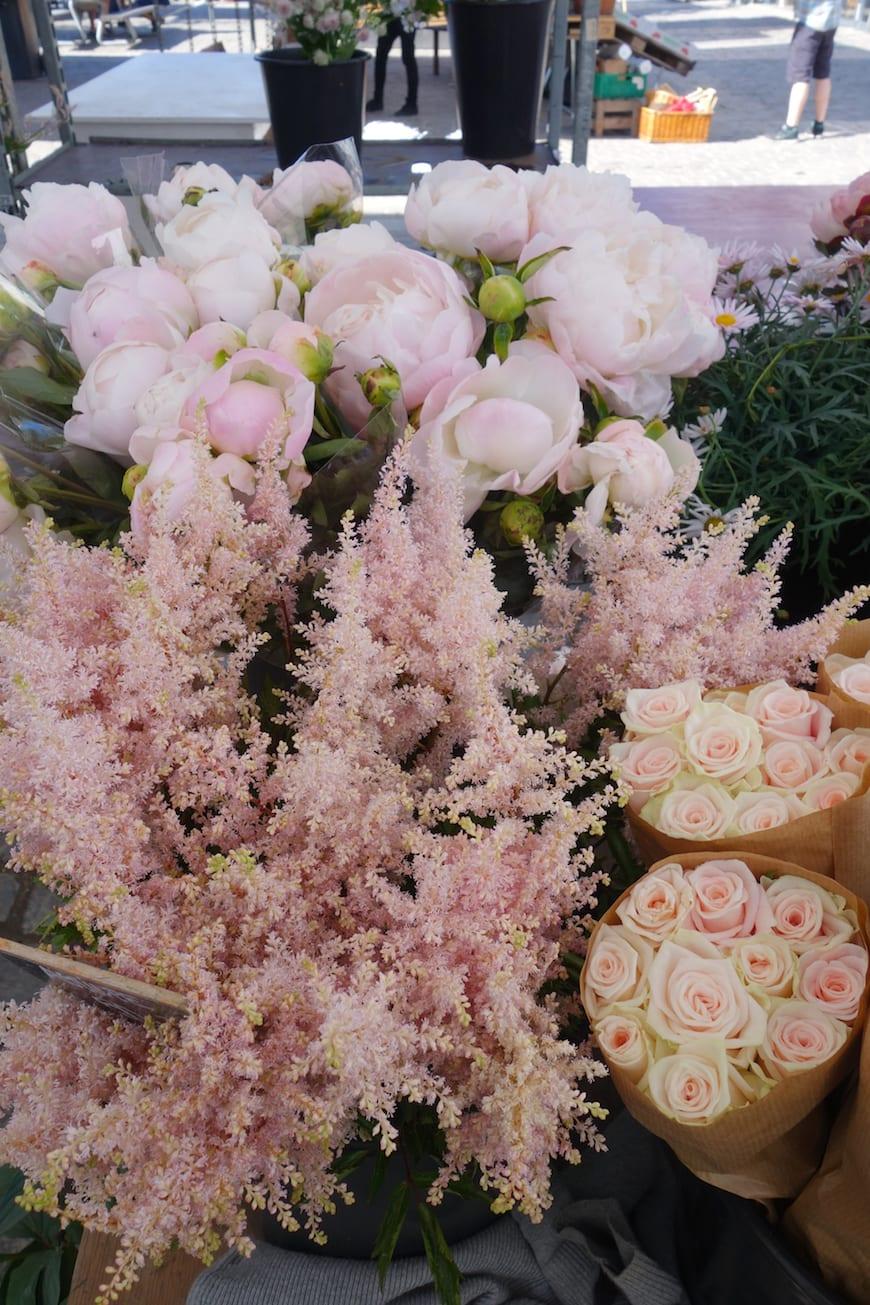 Gaby's Guide to Copenhagen // Flower Market