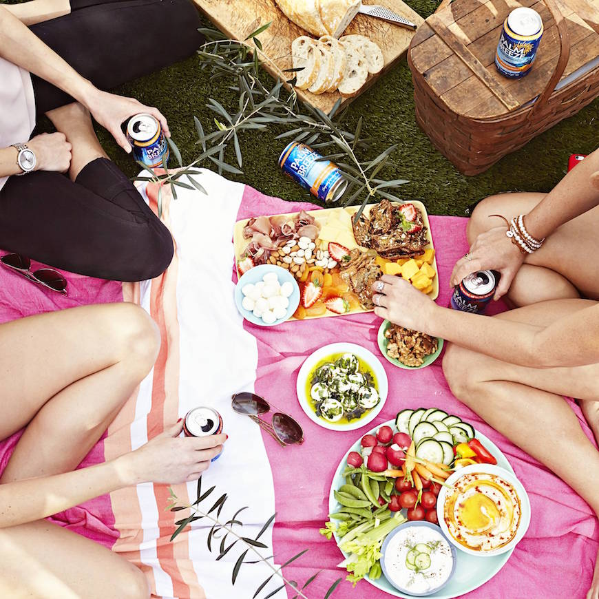 Picnic-ing 101 - how to host a perfect summer picnic from www.whatsgabycooking.com (@whatsgabycookin)