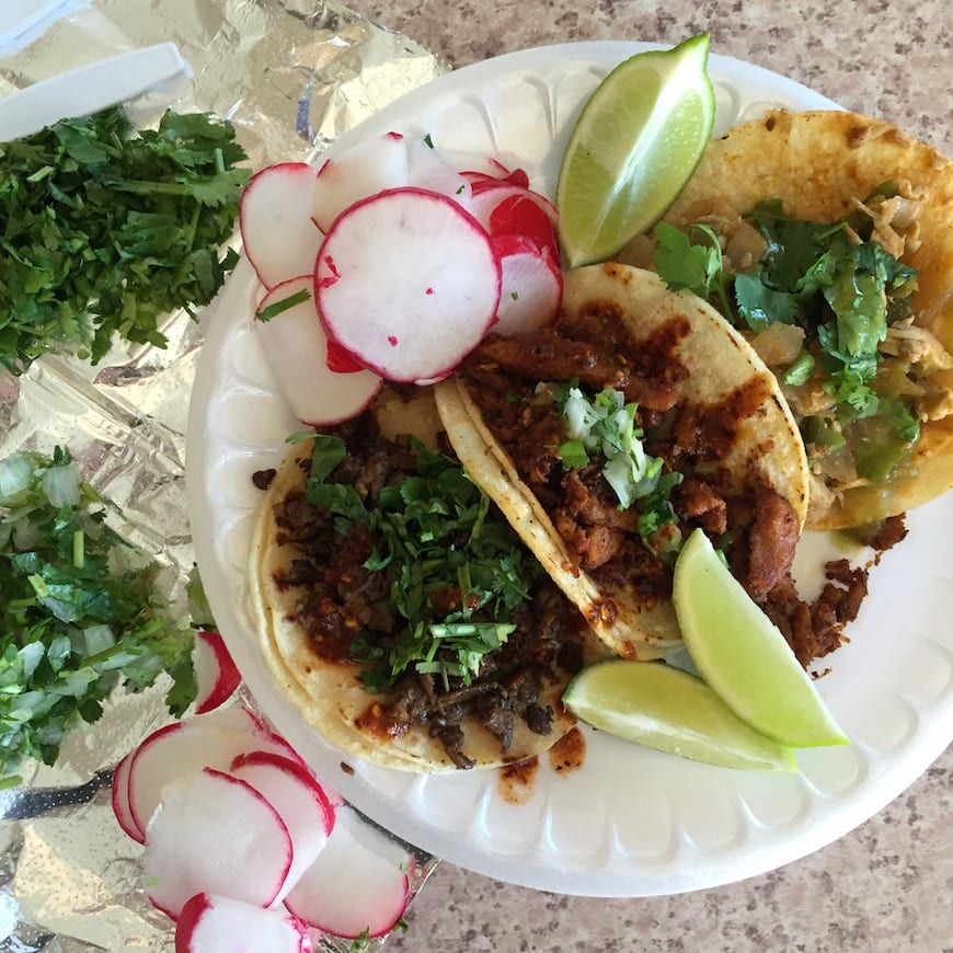 Gaby's Guide to Santa Barbara / Tacos