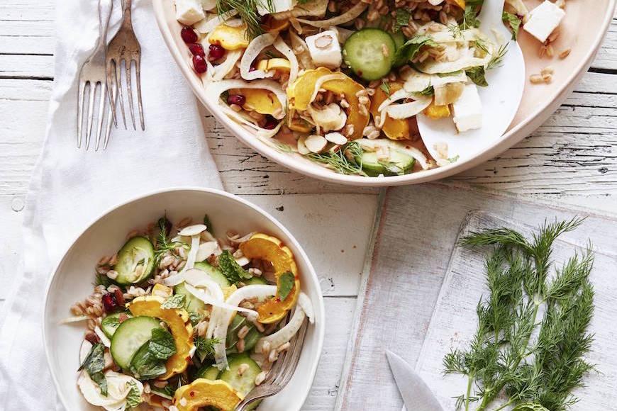 WGC Farro Delicata Salad 2 copy