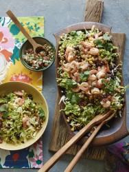 Mexican Cobb Salad from www.whatsgabycooking.com (@whatsgabycookin ...