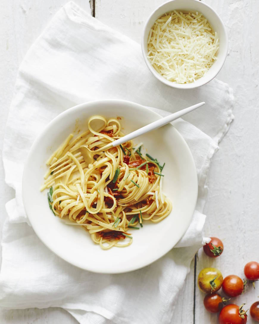 Tomato Confit Pasta from www.whatsgabycooking.com (@whatsgabycookin)