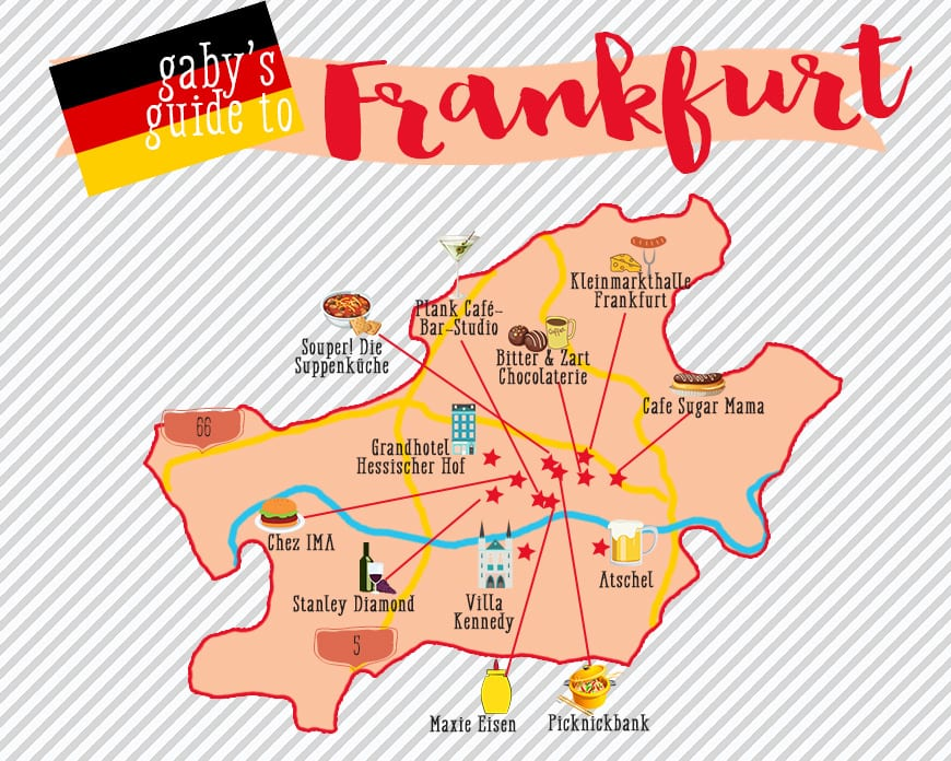 Gaby's Guide to Frankfurt