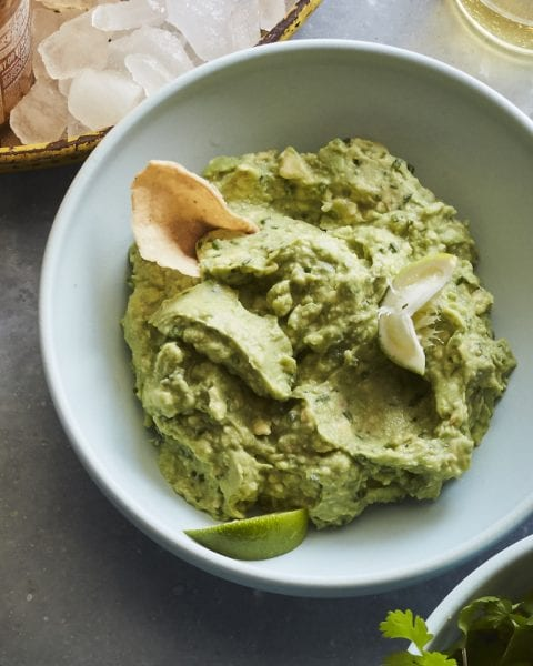 Trio of Guacamole from www.whatsgabycooking.com (@whatsgabycookin)