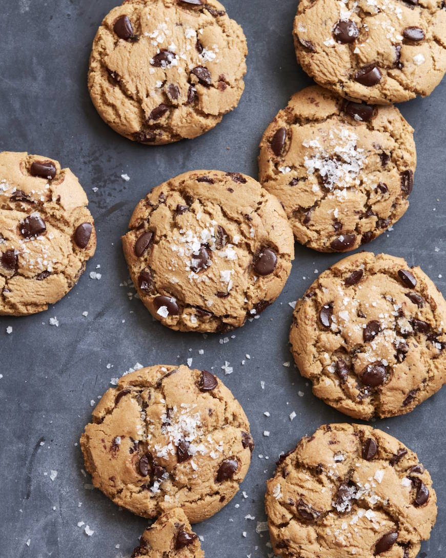 The Best Chocolate Chip Cookies from www.whatsgabycooking.com (@whatsgabycookin)