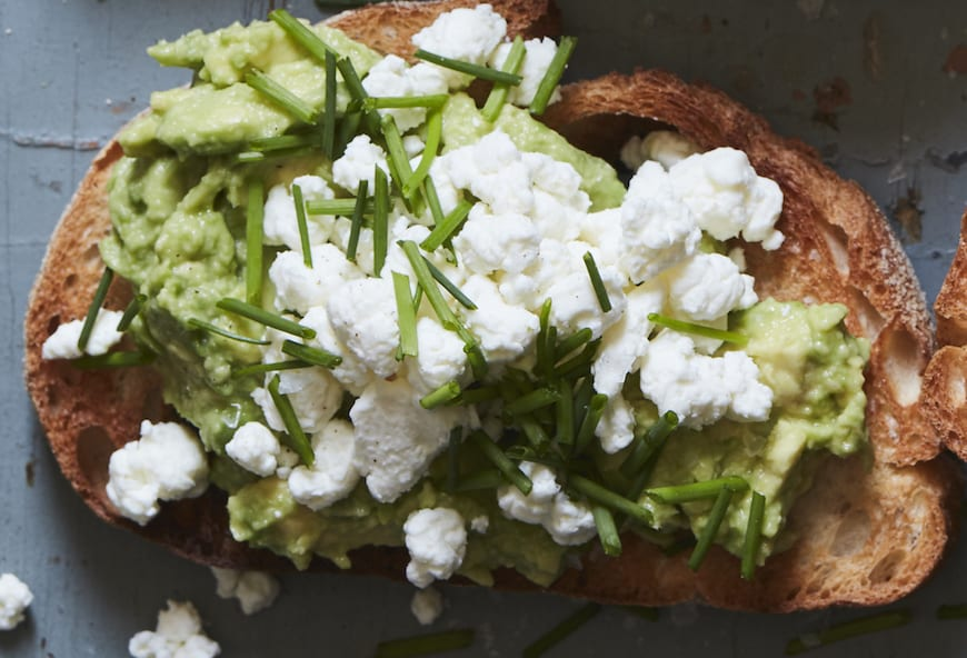 The art of making avocado toast 1