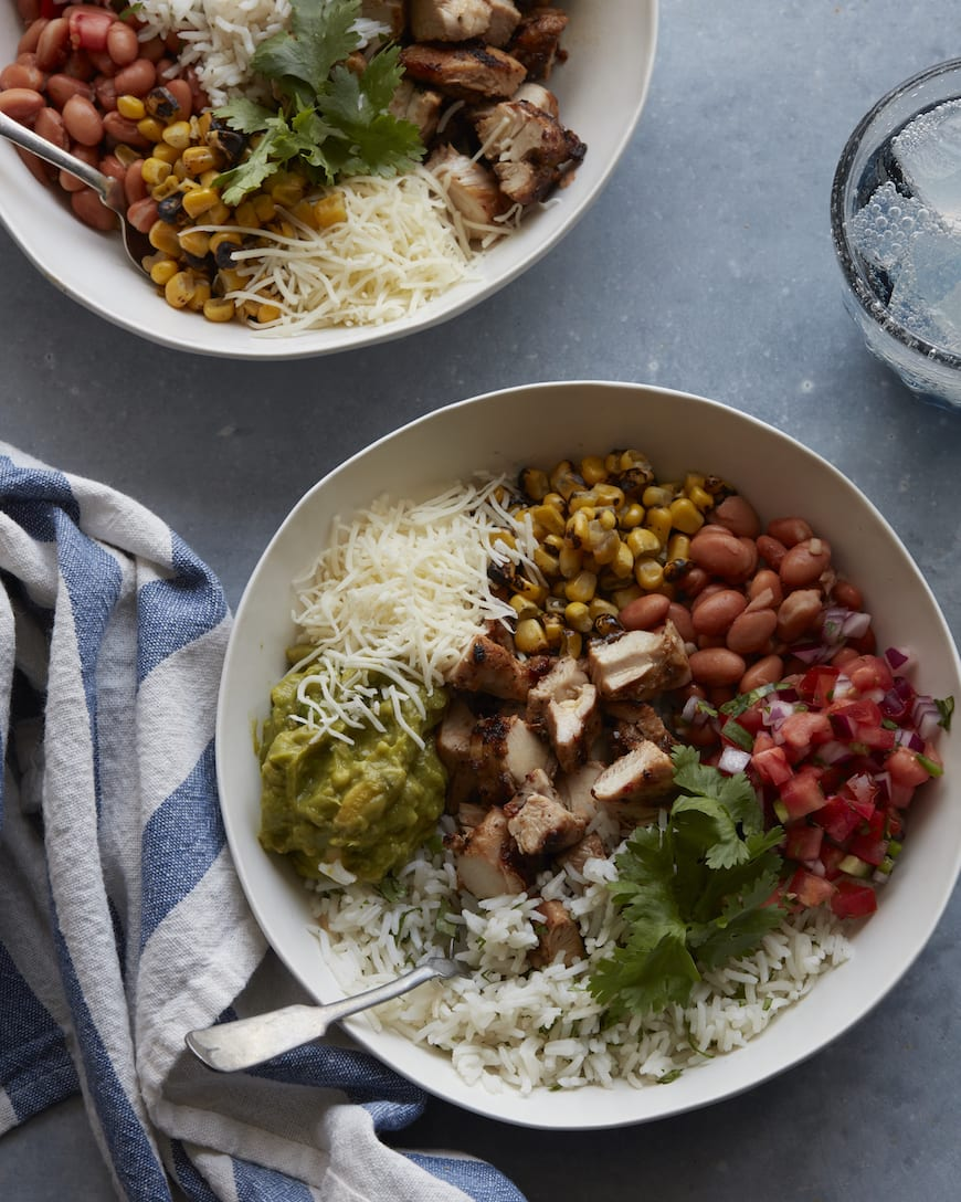 DIY Chipotle Burrito Bowl from www.whatsgabycooking.com (@whatsgabycookin)