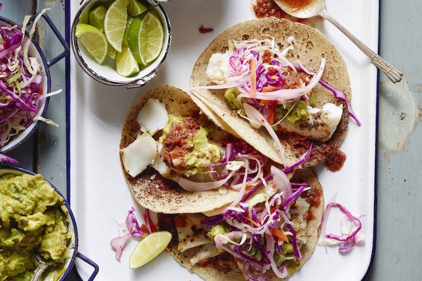 PERFECT Fish Tacos from www.whatsgabycooking.com (@whatsgabycookin)