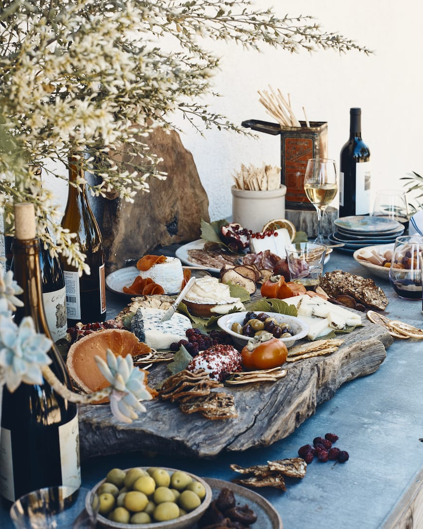 Thanksgiving Tapas Bar from www.whatsgabycooking.com (@whatsgabycookin)