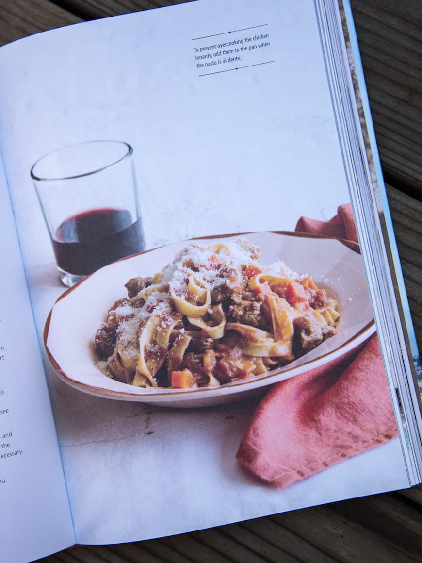 Obsessed // Tasting Rome Cookbook