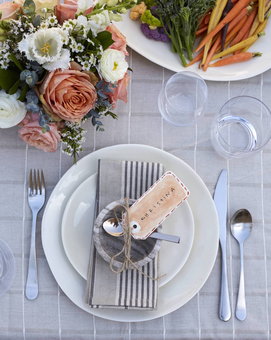 Spring Garden Party from www.whatsgabycooking.com (@whatsgabycookin)