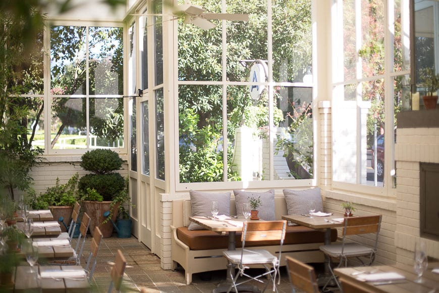 Gaby's Guide to Napa :: Archetype Interior