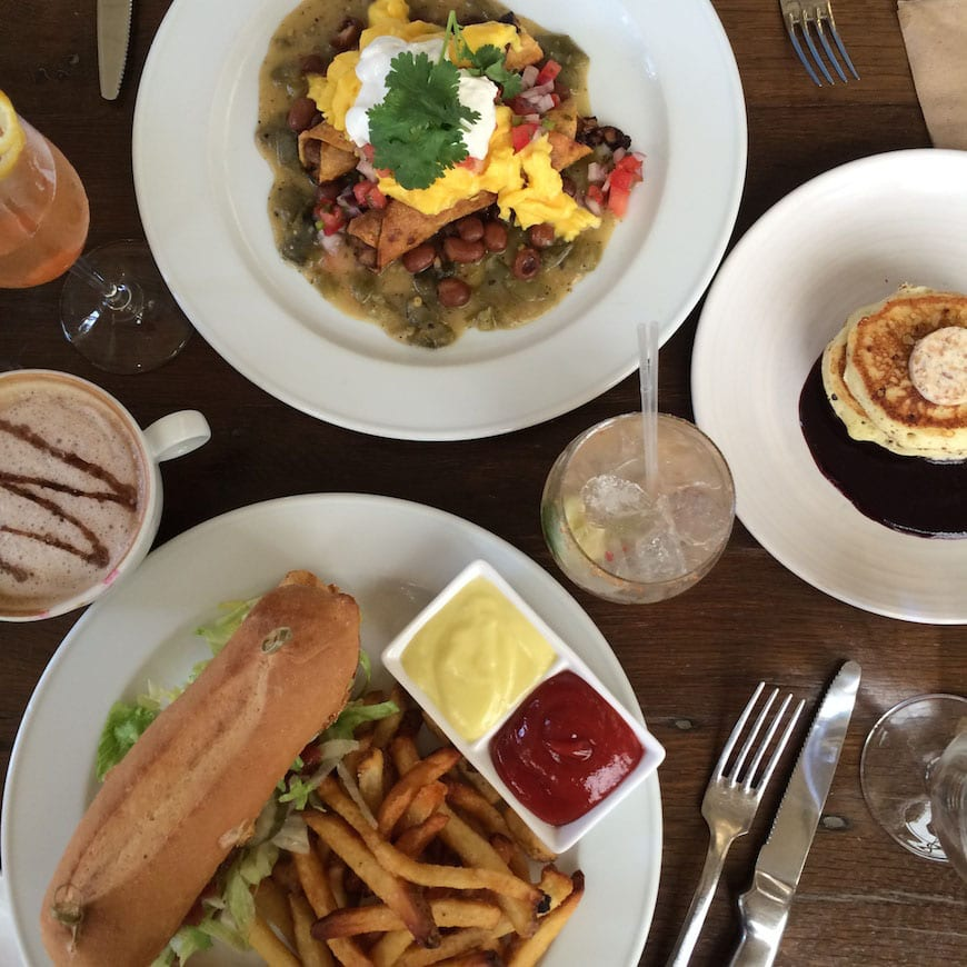 Gaby's Guide to Napa :: Brunch