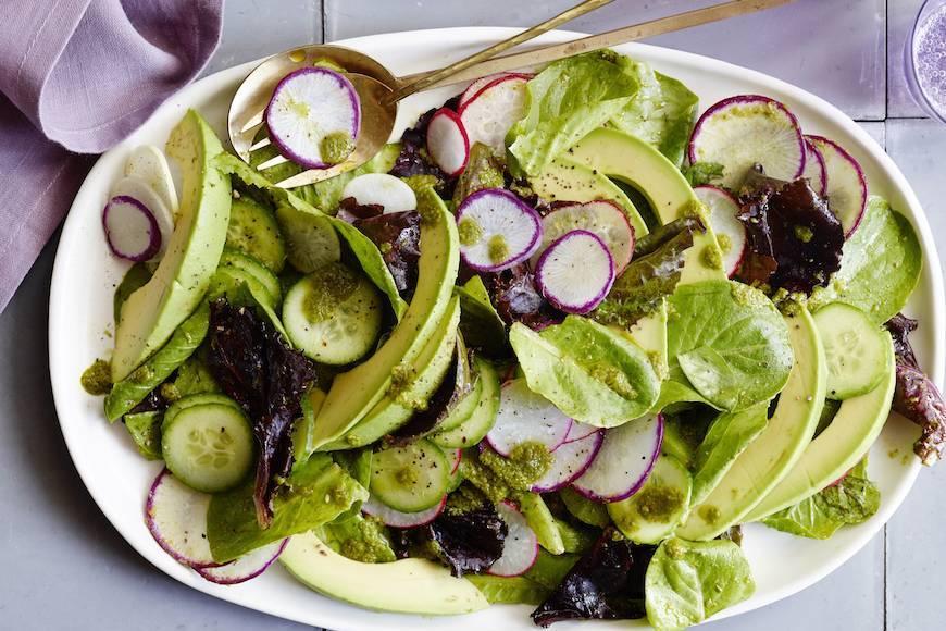 Green Monster Salad