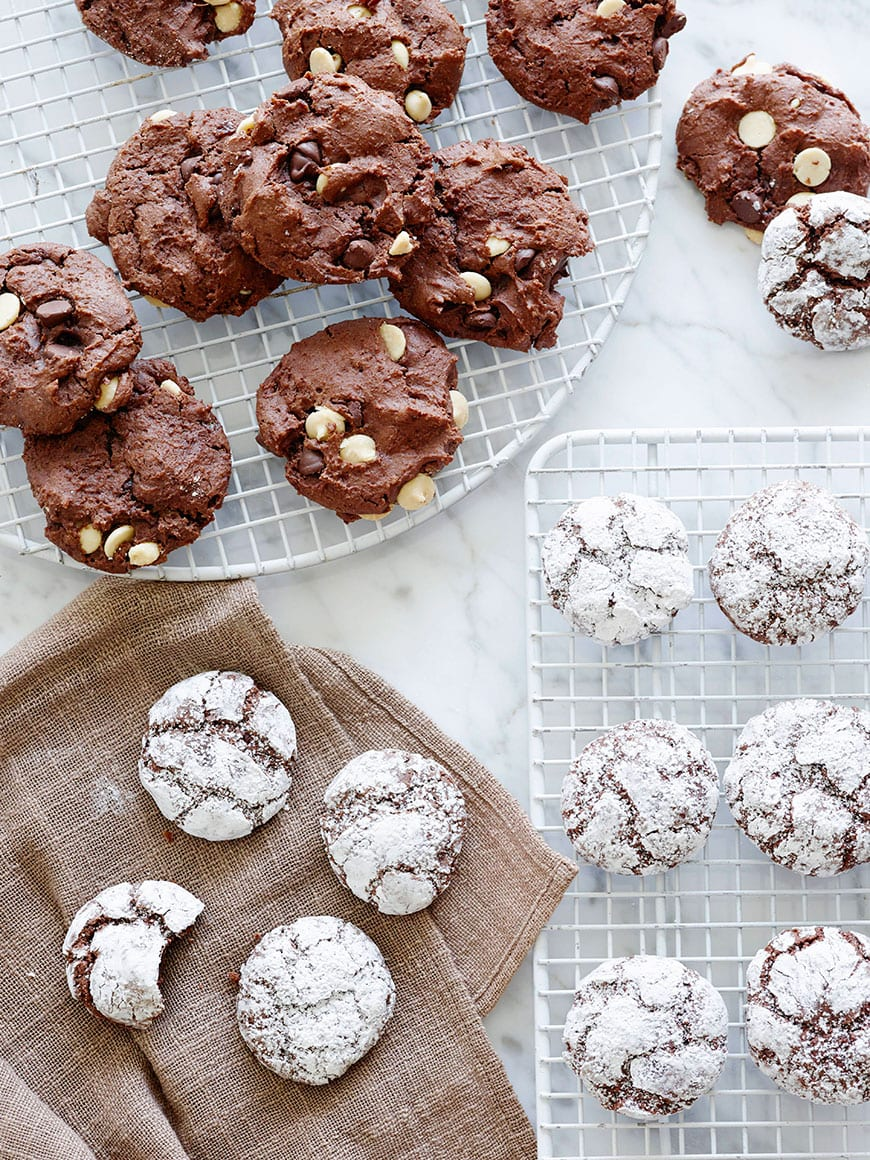 Trio of Christmas Cookies