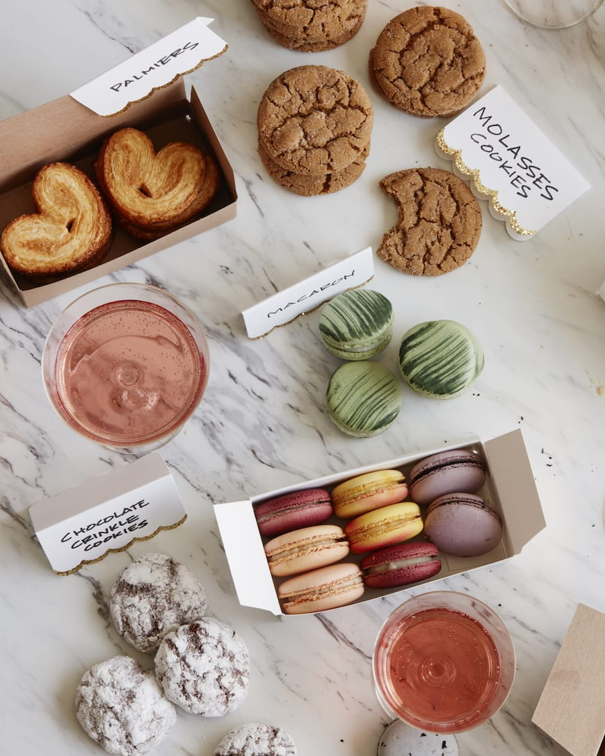 How To Host The Ultimate Cookie Swap What S Gaby Cooking