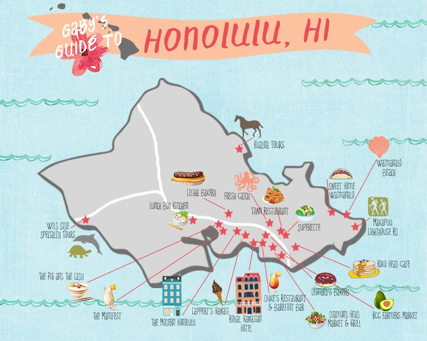 Gaby's Guide to Honolulu
