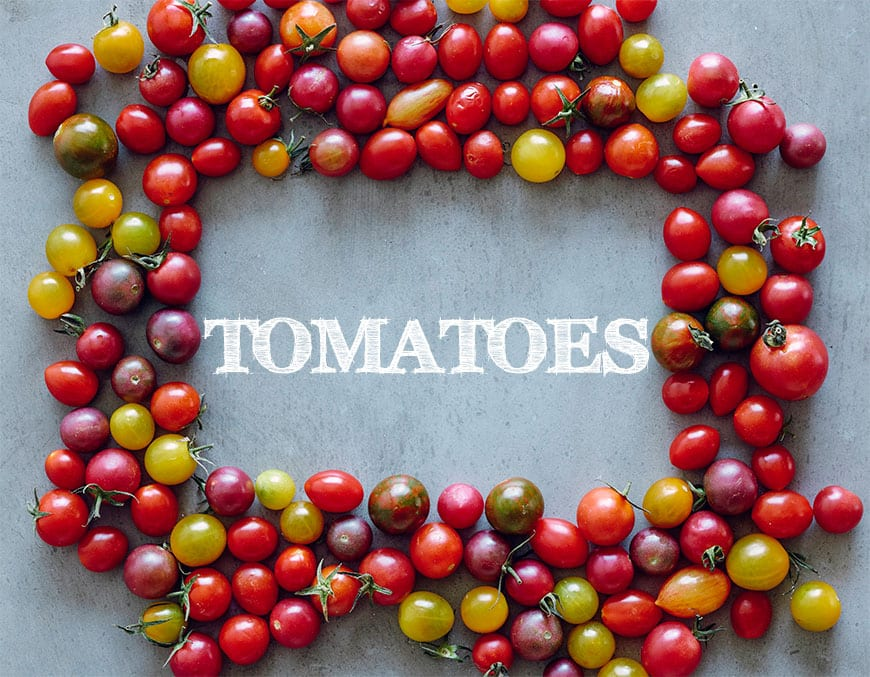 What's In Season // Tomatoes