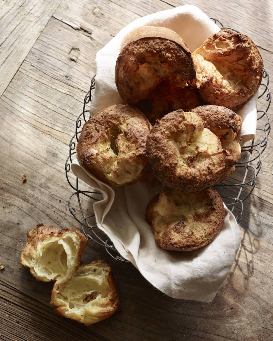 Herb and Cheese Popovers from www.whatsgabycooking.com (@ ...