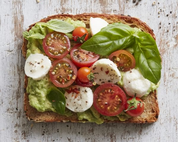 Spring Avocado Toast (4 ways) from www.whatsgabycooking.com (@whatsgabycookin)