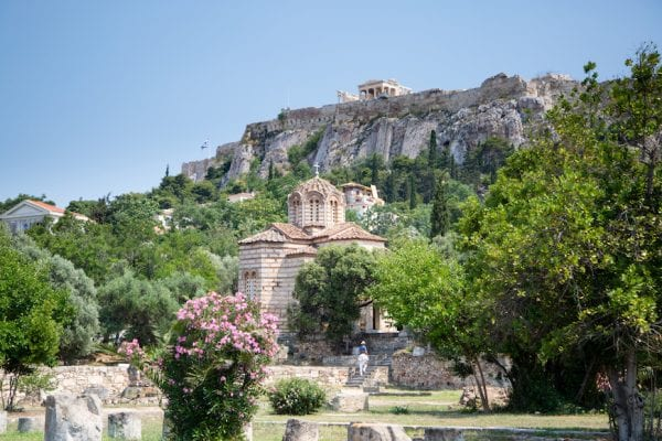 Gaby's Guide to Athens