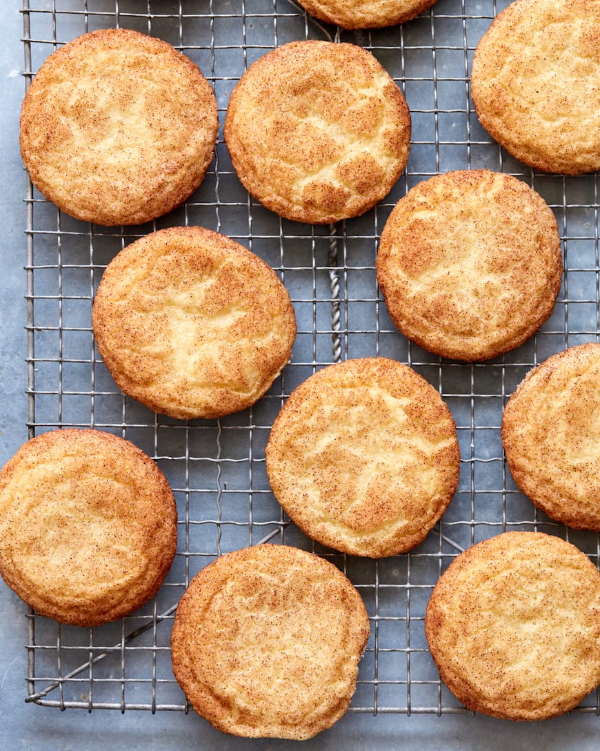 Snickerdoodle S'mookies from www.whatsgabycooking.com (@whatsgabycookin)