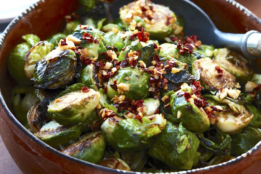 Brussel Sprout Recipes Sauteed Butter
