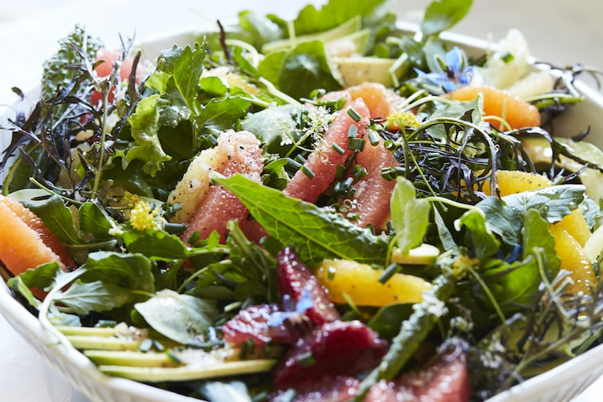 Citrus Farmers Market Salad