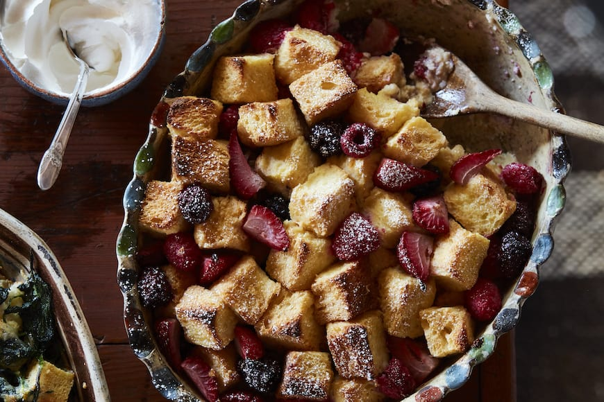 Mixed Berry Strata