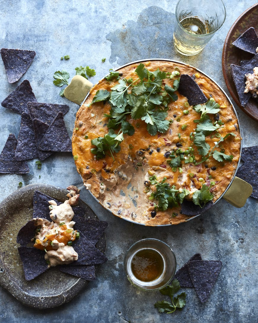 Tex Mex Enchilada Queso from www.whatsgabycooking.com (@whatsgabycookin)