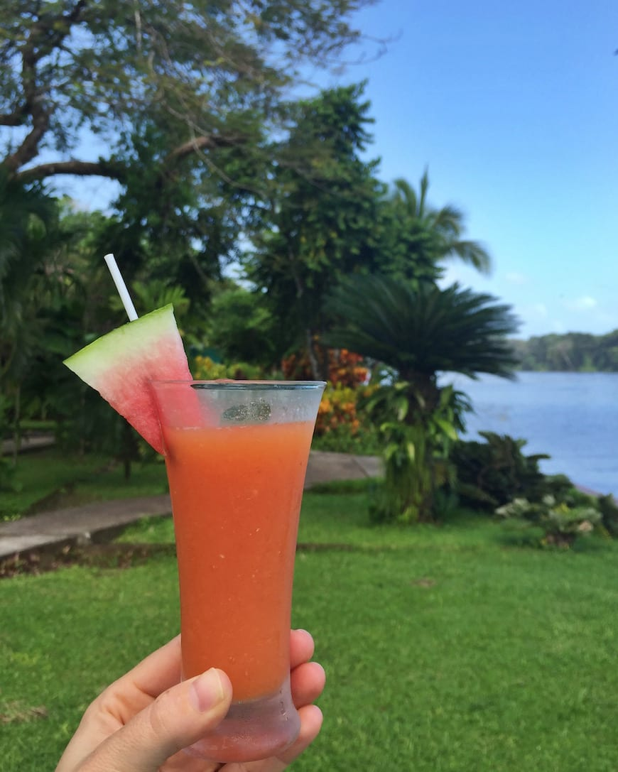 Costa Rica Watermelon Juice