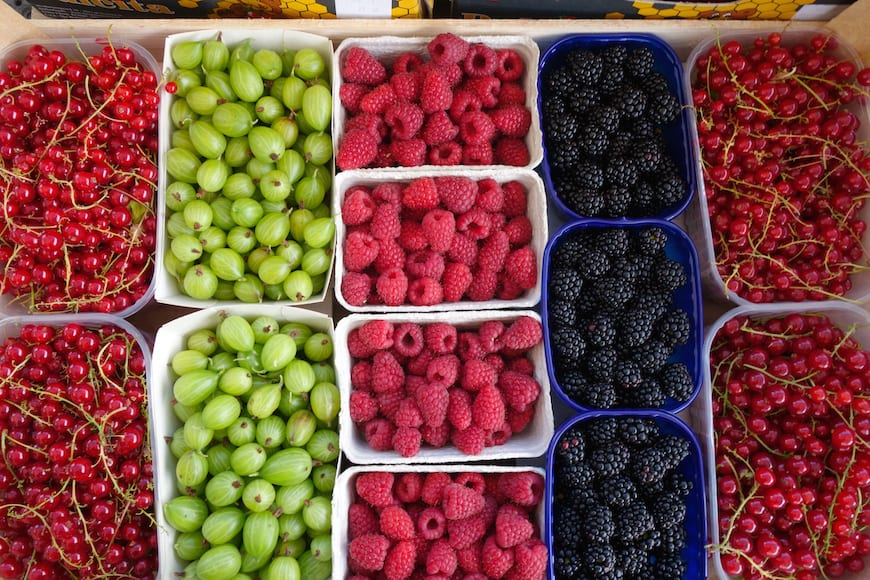 Gaby's Guide to Copenhagen // Farmers Markets