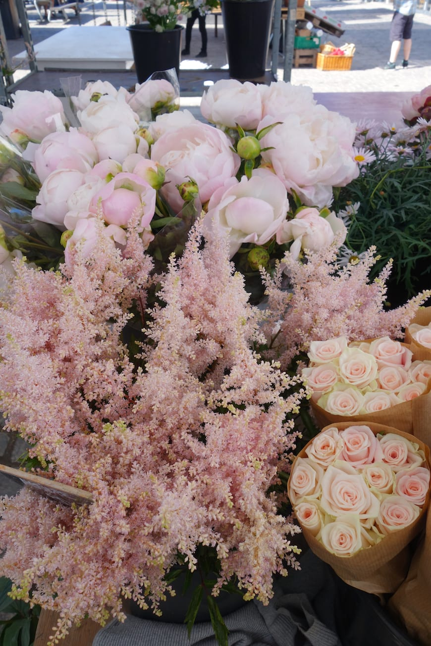 Gaby's Guide to Copenhagen // Flower Market