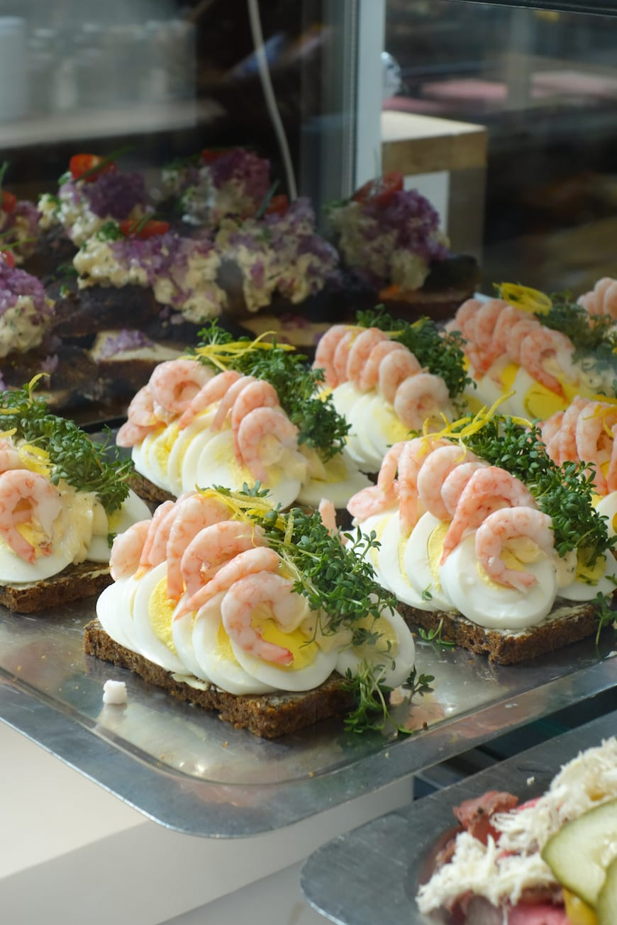 Gaby's Guide to Copenhagen // Open Faced Sandwiches