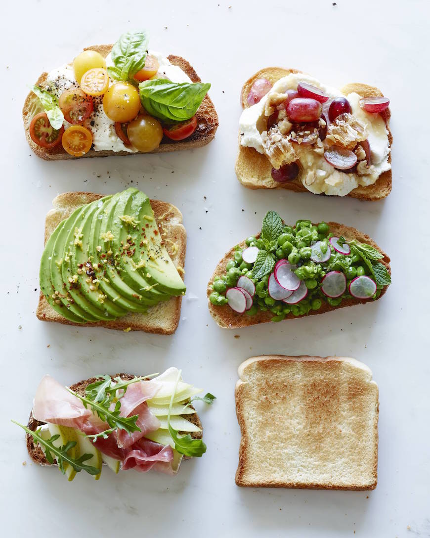 Fancy Toast (5 ways) from www.whatsgabycooking.com (@whatsgabycookin)