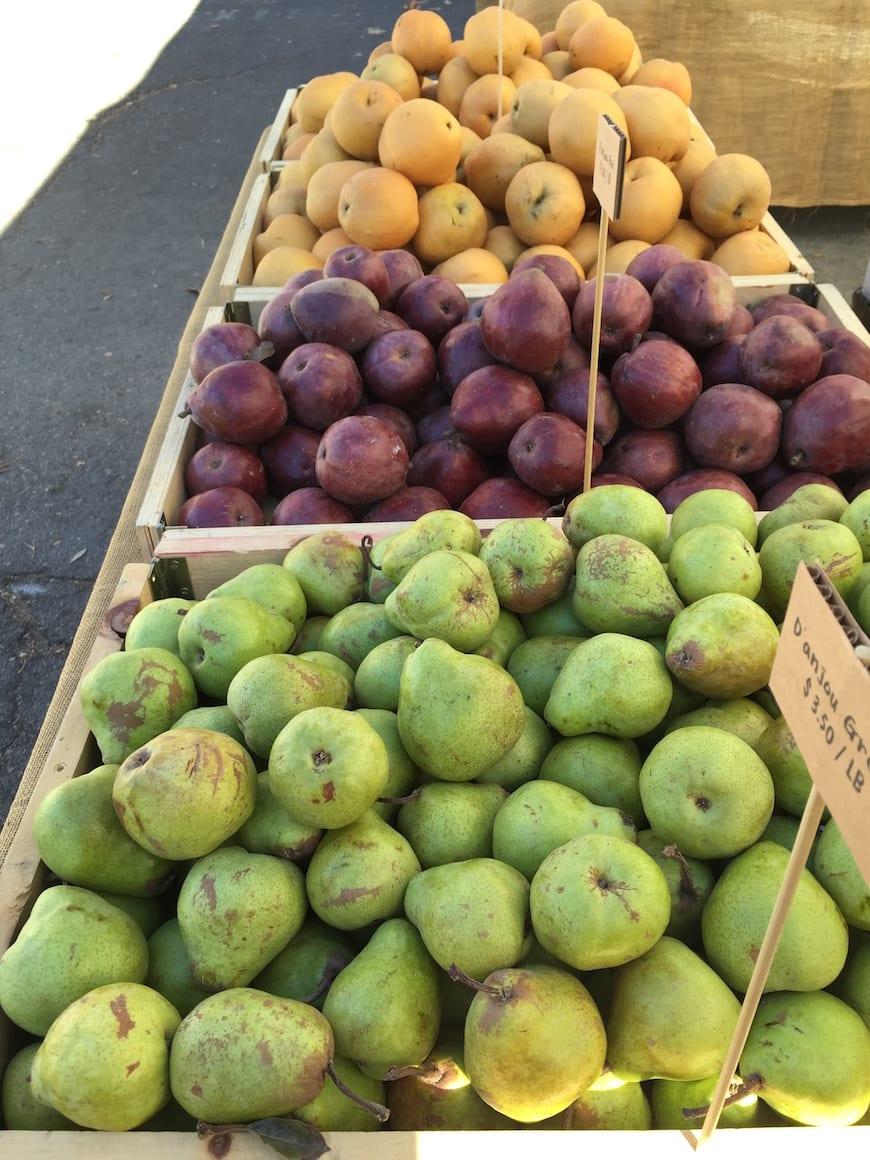 Farmers Market / Gaby's Guide to Ojai (@whatsgabycookin) www.whatsgabycookin.com