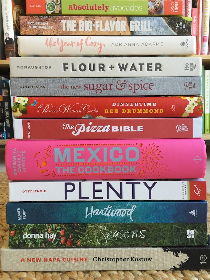 Cookbook Gift Guide 2015 from www.whatsgabycooking.com (@whatsgabycookin)