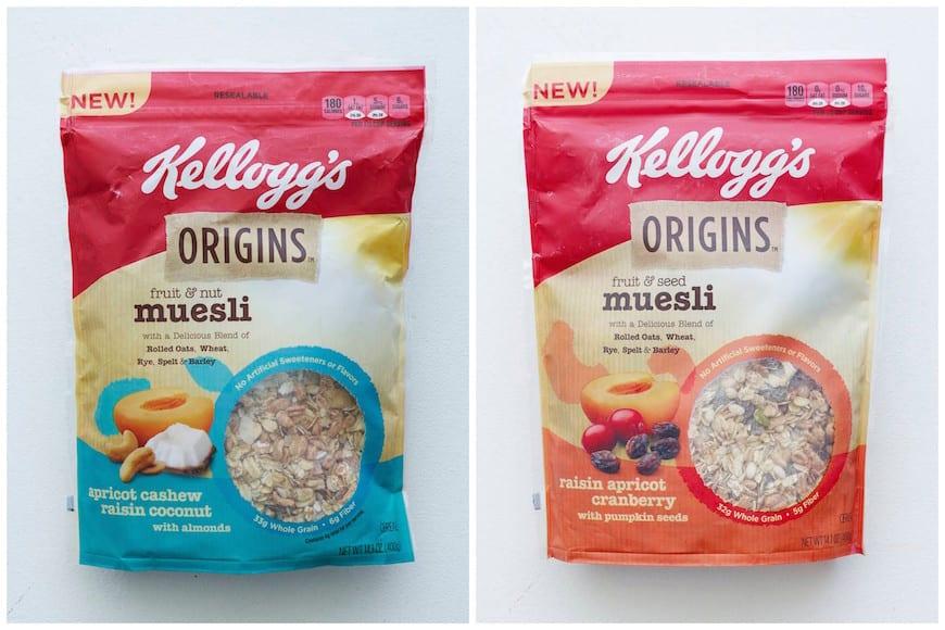 Kellogg's Origins Muesli