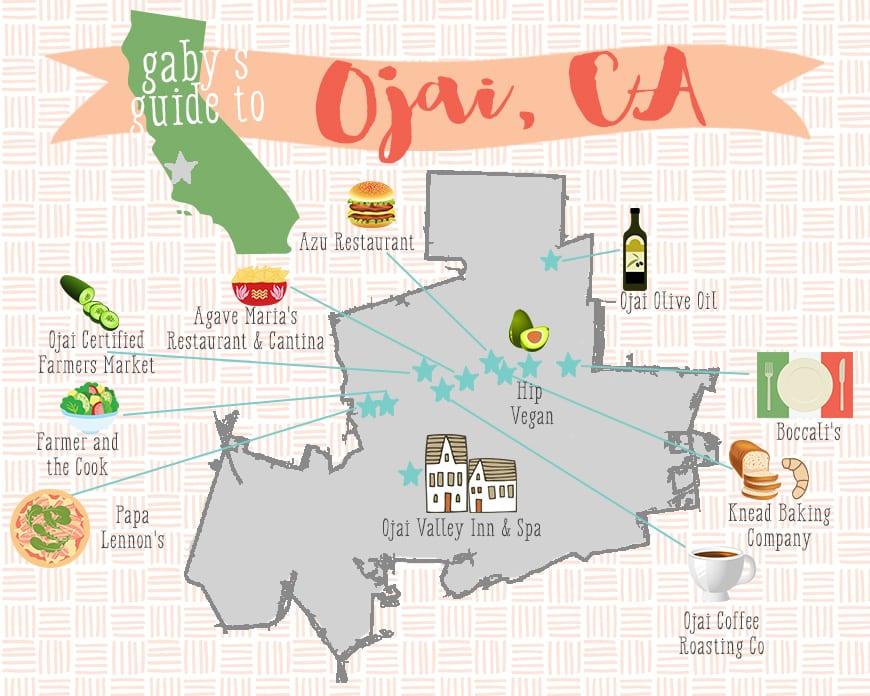 Gaby's Guide to Ojai